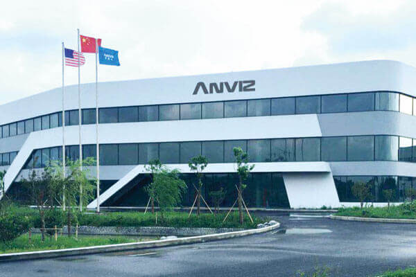 Anviz China Yancheng