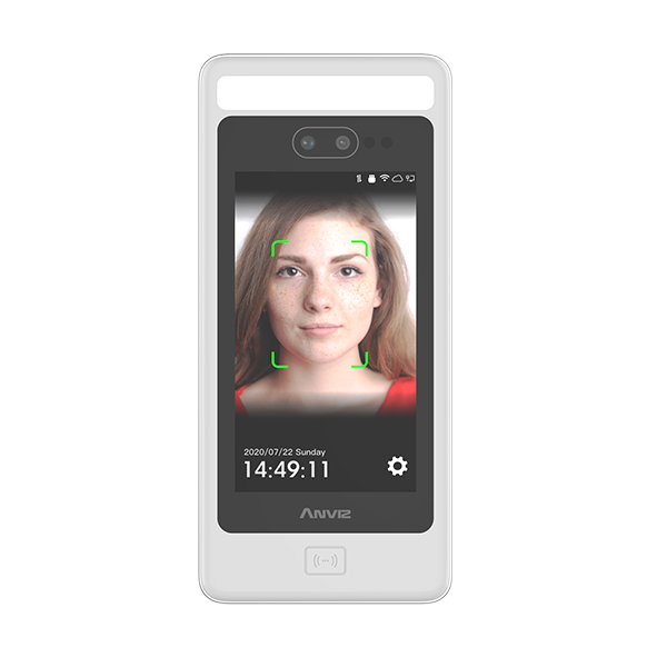 FACEDEEP 5 - Smart Face Recognition and RFID Terminal
