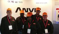 Anviz Fantastic Show at IFSEC South Africa 2011