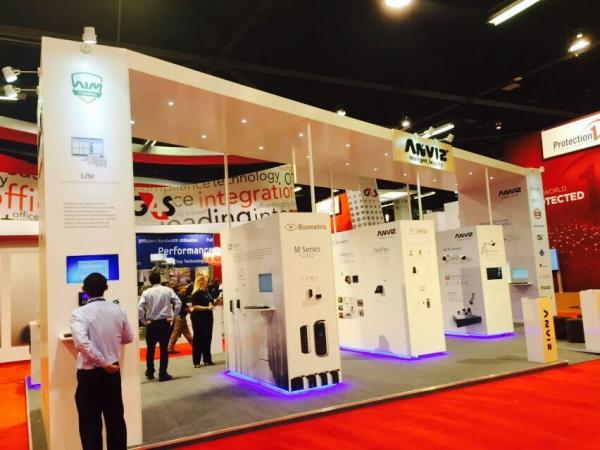 Anviz Global introducing CrossChex at ASIS 2015