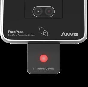 FacePass 7 IRT IR Thermal Detector